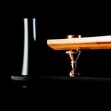 Quadraspire SV Bronze Feet & Locator