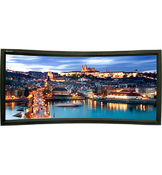 Lumien Cinema Home Curved 182x313 см