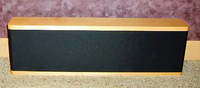 Vandersteen Model VCC-2 Piano Black