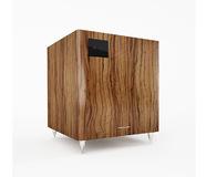 Acoustic Energy 108Walnut vinyl veneer