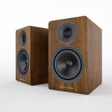 Acoustic EnergyAE300Walnut vinyl veneer